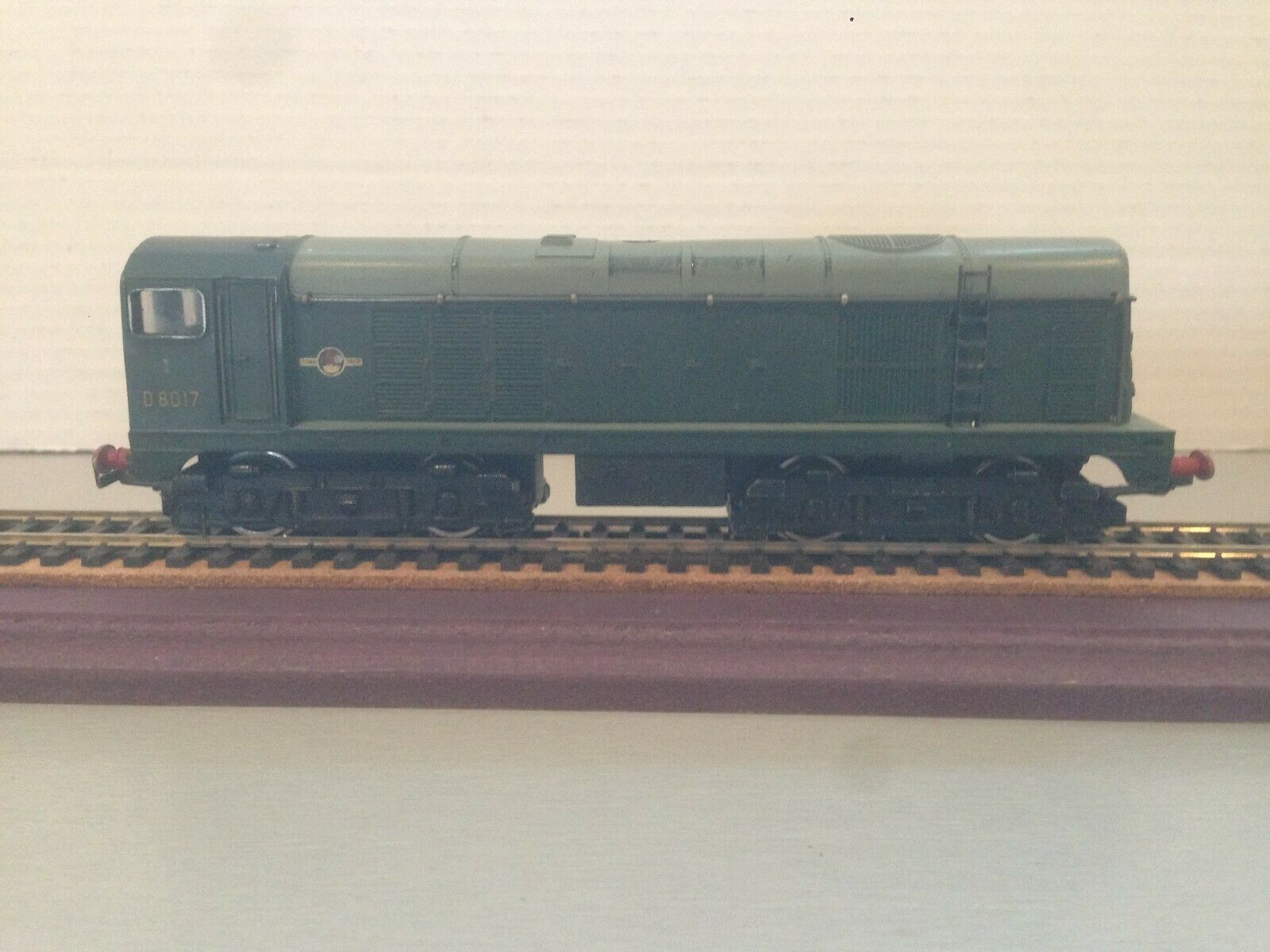 Hornby Dublo L30 Diesel BR verde, D8017, unscatolaed, tested lavoroing