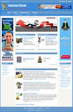 Google Adsense Professionally Designed Affiliate Website Free Installation
