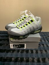 Nike Air Max 95 OG 2015 Neon Green 554970 071 Sz 10.5 for
