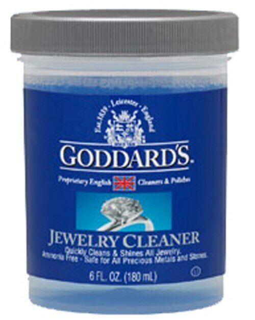 Goddards Jewellery Cleaner Care Kit 180ml