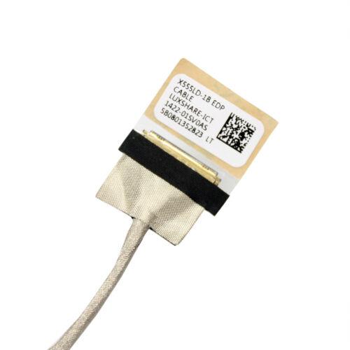Asus X555L X555LA X555LD 30pin LVDS LCD VIDEO DISPLAY SCREEN FLEX CABLE SK