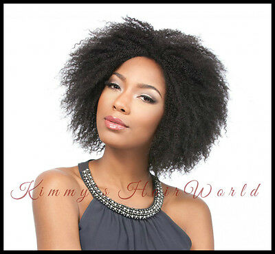 Sensationnel Synthetic Hair Empress Natural Smart Lace Front Edge Wig - Chantel