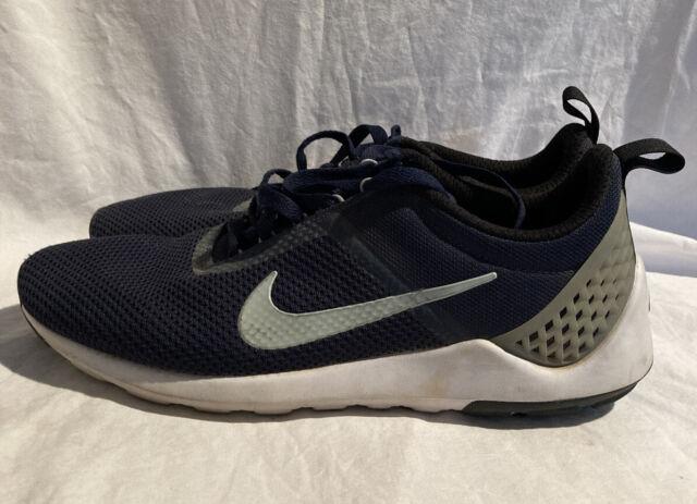 límite aventuras Estéril  Nike Lunarestoa 2 Essential Running Shoe Mens Size 10.5 Blue Gray  811372-400 for sale online