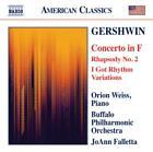 Klavierkonzert in F/Rhapsody 2 von Orion Weiss (2012)