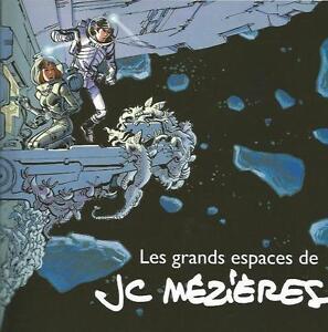 Jean-Claude-Mezieres-Valerian-et-Laureline-catalogue-d-039-exposition