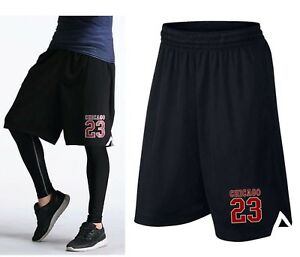 New Mens Michael Legend 23 Jordan Shorts Basketball Shorts Men