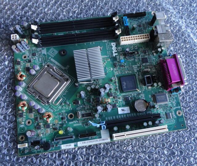 Dell WF810 0WF810 Optiplex 745 SFF Socket 775 / LGA775 Motherboard & Intel CPU