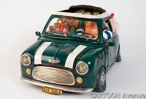 MON-PREMIER-AMOUR-VOITURE-AUSTIN-PETIT-MODELE-car-auto-forchino-caricature