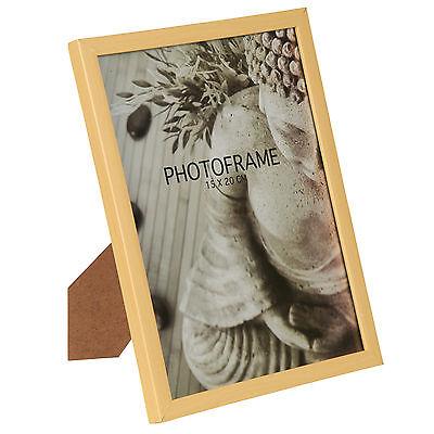 Holzoptik Bilder Foto Rahmen Blene Frei Stehend Wand Montierbar Zertifikat