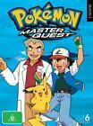 Pokemon - Master Quest : Season 5 (DVD, 2010, 6-Disc Set)