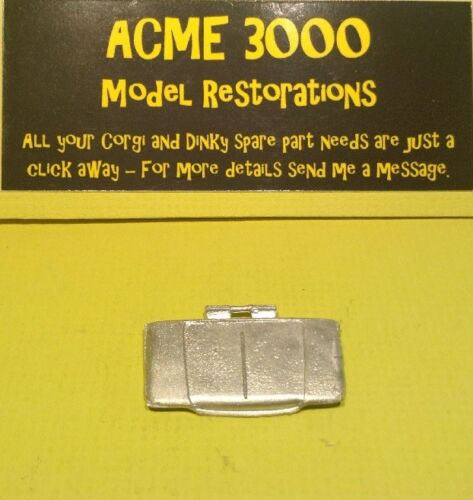White Metal Bonnet Dinky 138 Hillman Imp Reproduction Repro