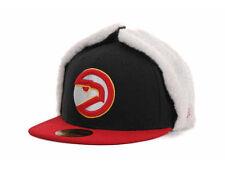 Atlanta Hawks New Era 59FIFTY NBA Hardwood Classics Dog Ear Cap Hat - Size 7 1/2