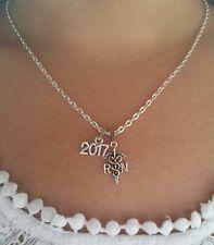 Fashion Medical Necklace for Nursig  BSN RN Medical Graduation Gift