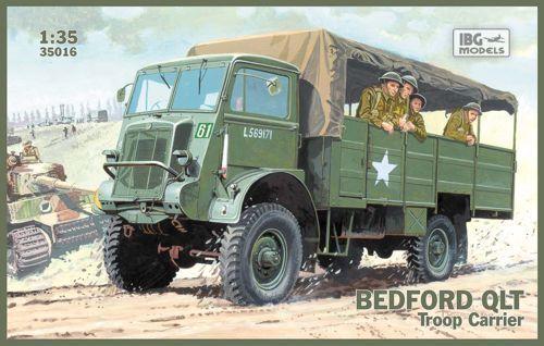 IBG 1  35 Bedford QLT truppbärare