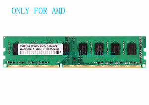 Nuevo-4GB-DDR3-PC3-10600-1333MHz-240PIN-Desktop-Dimm-AMD-Motherboard-Memoria-Ram