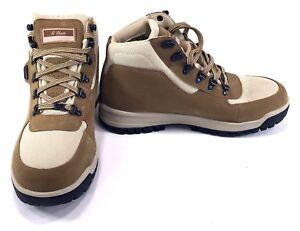 74649e4cbd6594 Reebok G-Unit Shoes Mid Nubuck Leather Light Brown Seed Boots Size ...