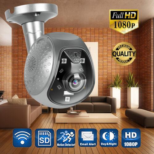 Außen 1080P//720P IP Netzwerk Wlan Kamera Überwachungskamera Funk Outdoor Webcam