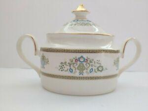 Minton-Henley-S749-Sugar-Bowl-with-Lid-Fine-Bone-China-Vintage-Dishwasher-Safe