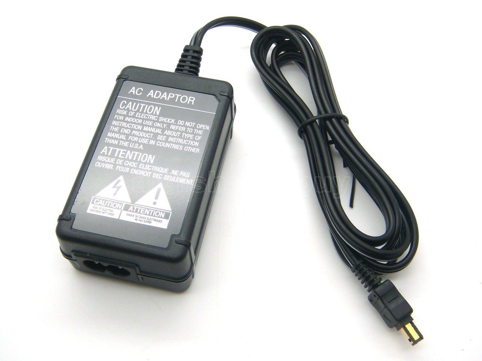 4.2V adaptador de alimentación de CA para AC-LS5 Sony DSC-H7 DSC-H9 DSC-H10 DSC-HX5V//B DSC-L1