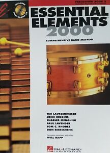 ESSENTIAL-ELEMENTS-2000-PERCUSSION-2-Includes-Keyboard-Percussion