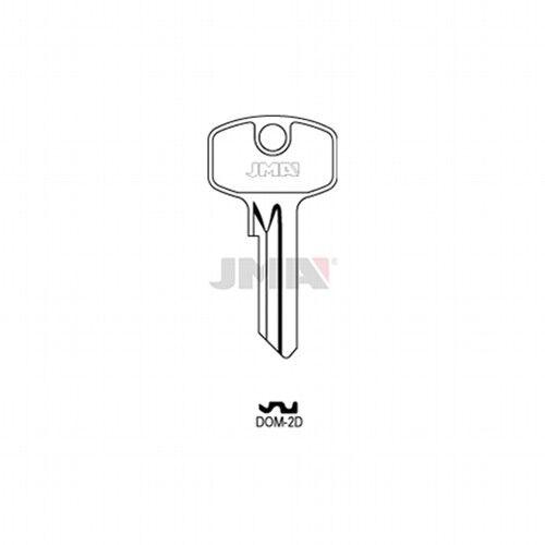 10 X DOM Key Blanks