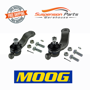 For Toyota Tacoma 3.4L 2.4L RWD 1995-2004 Set of 2 Front Lower Ball Joints MOOG