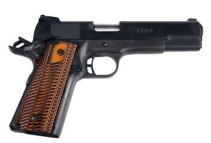 Details about Rock Island 1911 Hi Cap TCM Grips G10, Magwell or Standard,  Choice of Color