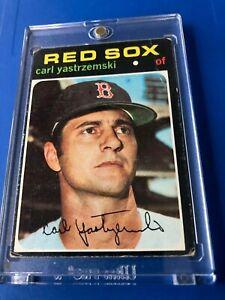 1971-Topps-Carl-Yastrzemski-Boston-Red-Sox-HOF