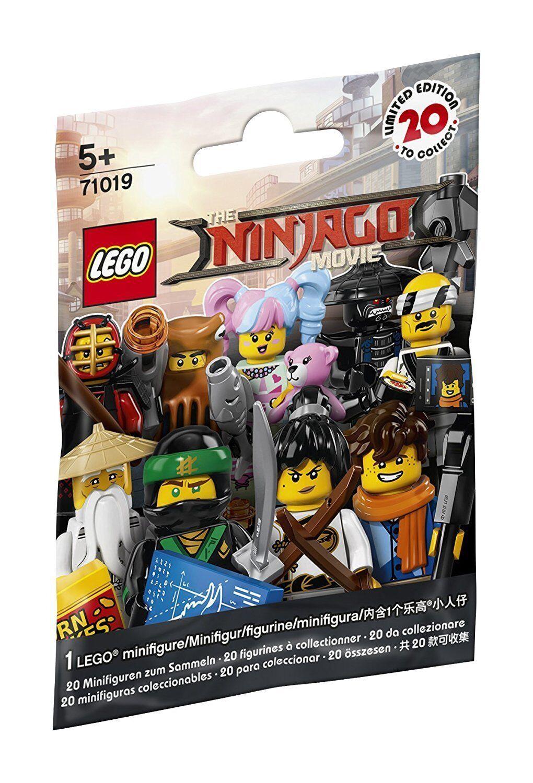 Lego 71019 The Ninjago Movie 20 Minifiguren Minifigures Komplett 6174885