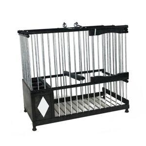 k fig f r v gel madrid pvc farbe holz stieglitz silvestrismo und v gel ebay. Black Bedroom Furniture Sets. Home Design Ideas