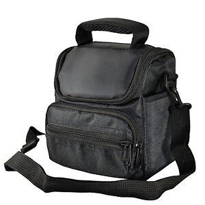 Black-Camera-Case-Bag-for-Canon-PowerShot-SX540-HS-SX420-IS-G3X-SX430-Bridge