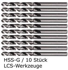 PRESTO HSSG Blechbohrer//Karosseriebohrer doppelseitig 2,0-10,0 mm zur AUSWAHL