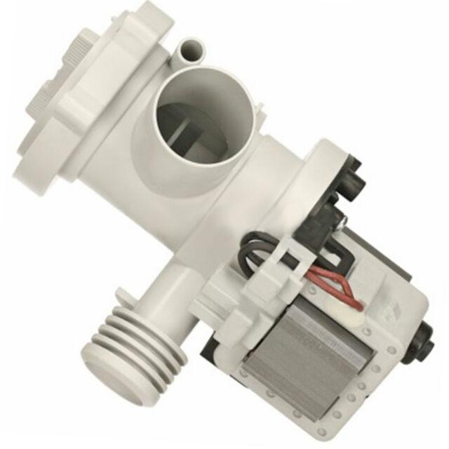 LAVATRICE BUSH Genuine la pompa di scarico Alloggiamento /& Filtro Unità 25 W