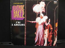 JOSEPHINE BAKER J' AI 2 AMOURS 2-LP FRENCH IMPORT GATEFOLD RECORD