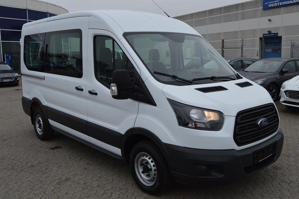 Ford Transit 310 L2 Kombi 2,0 TDCi 105 Ambiente H2 d, Diesel,