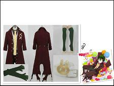 Ao No Blue Exorcist Amaimon Earth King Cosplay Costume UK