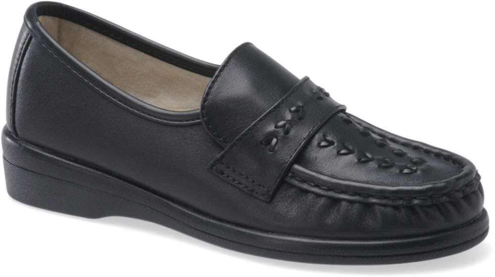 Softspots Venus Lite 114701 antideslizante antideslizante antideslizante en mocasines zapatos negro de mujer  bajo precio