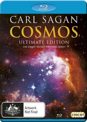 1 of 1 - A Cosmos - Personal Voyage (Blu-ray, 2017, 5-Disc Set)