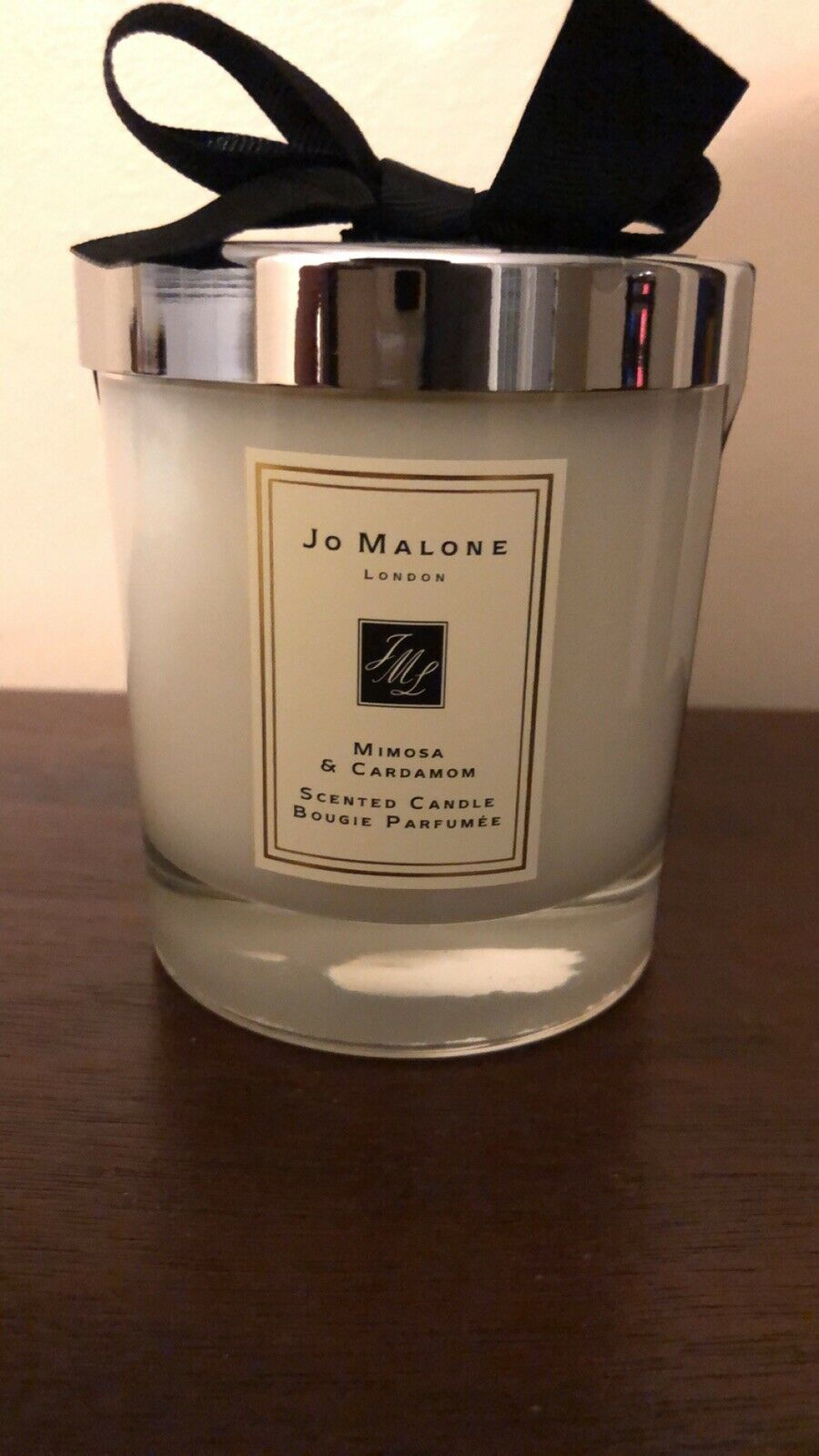 Jo Malone London Scented Candle Mimosa & Cardamom (7oz 2.5inch) NEW