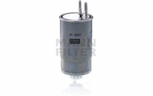 MANN-FILTER Kraftstofffilter 84mm für ALFA ROMEO 159 FIAT CROMA BRAVO WK 853//21