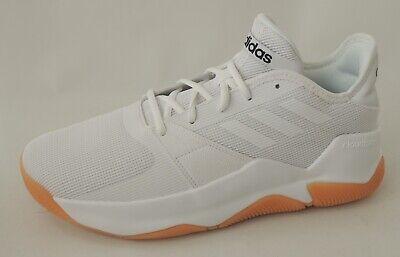 NEU adidas Streetflow Größe 45 1//3 Basketball Sneaker Schuhe F36738 WHITE Halle