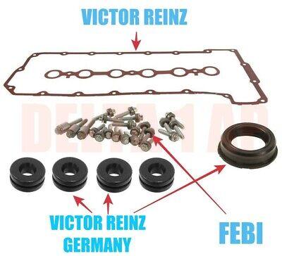 BMW 325i 330xi 525i 525xi 530i Z4 Valve Cover Bolt Screw Set VICTOR REINZ NEW