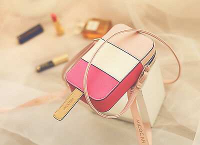 Novelty QUIRKY Ice Lolly Clutch Dream cute Retro Party Bag Womens Cross Body
