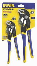 Irwin Vise-Grip 2078709 Groove Lock Plier Set, 2-Piece *