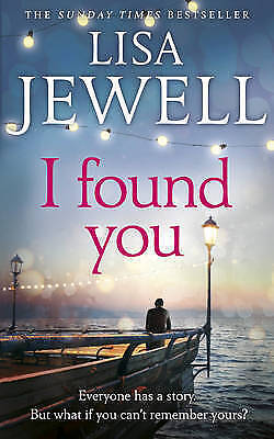 1 of 1 - I Found You, Jewell, Lisa   Hardcover Book   Good   9781780893617