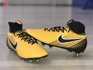 6a1b39fd1a2 Details about Nike Magista Orden II FG Soccer Cleats Men's 843812 708 SIZE  10.5 YELLOW $180