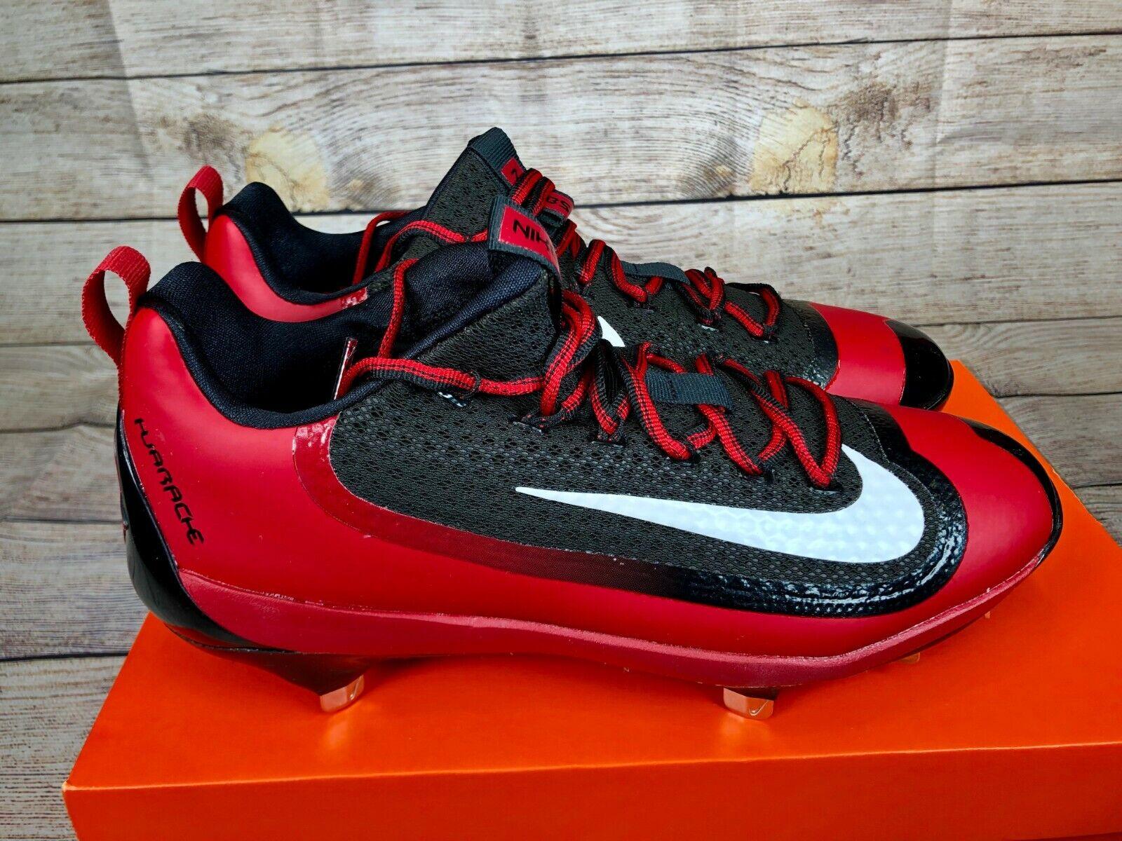 NEW Nike Nike Nike Air Huarache 2kFilth Elite Low Metal Mens Baseball Cleats SZ 10 & 11.5 b9155b