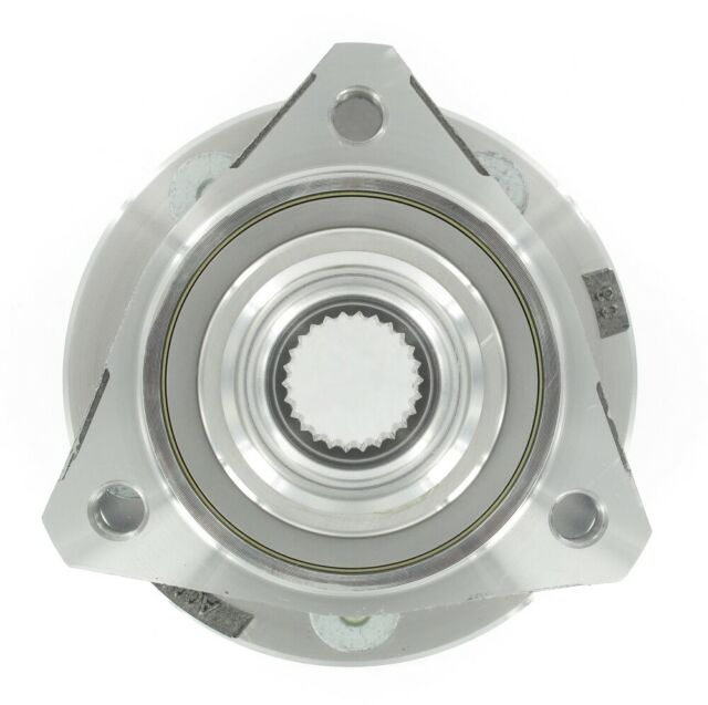 Wheel Bearing and Hub Assembly Front SKF BR930138