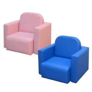 Image Is Loading Kids Mini Sofa 3 In 1 Table Chair