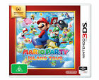 Nintendo 3ds Selects Mario Party Island Tour Game